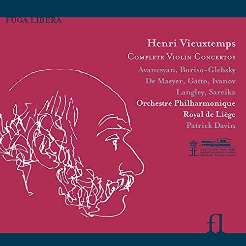 Orchestre Philharmonique Royal de Liège & Patrick Davin