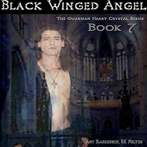 Black Winged Angel audiobook cover art