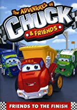 The Adventures Of Chuck And Friends: Friends To The Finish