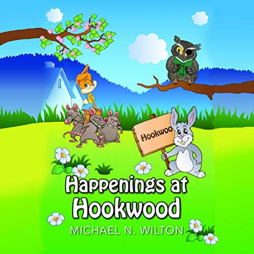 Happenings at Hookwood cover art