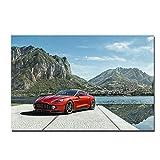 N / C 1 Leinwandbild Aston Martin HD Poster Wandkunst