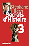 Secrets d'Histoire - Tome 3 - Format Kindle - 9782226280077 - 16,99 €