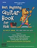 Best Beginning Guitar Book for Kids: Easy learn how to play guitar method made simple for beginner students and children of all ages with essential ... online mp3s, coloring pages and more