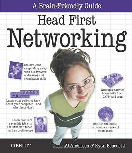Head First Networking (A Brain Friendly Guide)