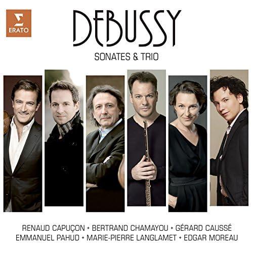 Bertrand Chamayou feat. Edgar Moreau & Renaud Capuçon
