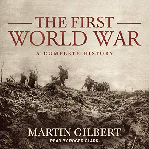The First World War cover art