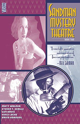 Sandman Mystery Theatre Book Two (Sandman Mystery Theater (Graphic Novels), Band 2)
