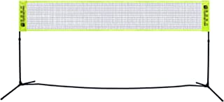 Portable Volleyball Tennis Net Set, Competition Multi Sport Net, Height Can be Adjusted Arbitrarily Between 91-155cm, for ...