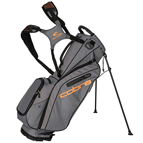 Cobra 2018 Ultralight Golf Stand Bag Nardo Grey
