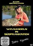 Babs Kijewski DVD - Babs unterwegs : Welsangeln in Südfrankreich, Barbara Kijewski, Babs Angeln,...