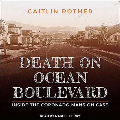 Death on Ocean Boulevard cover art