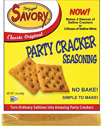 Savory Saltine Seasoning, 1.4 Ounce, Classic Original