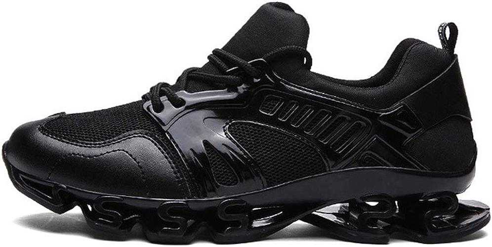 Chaussures pour Hommes Chaussures pour Femmes Chaussures de randonnée en Plein air Chaussures de Sport pour Hommes et Femmes   3Couleur 36-44-noir-43