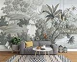 Wallpaper-YC Papier Peint intissé Décoration Murale Tableaux Muraux Tapisserie...