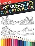 Sneakerhead Coloring book (DaVinci Coloring...