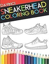 Sneakerhead Coloring book (DaVinci Coloring Book Collection)