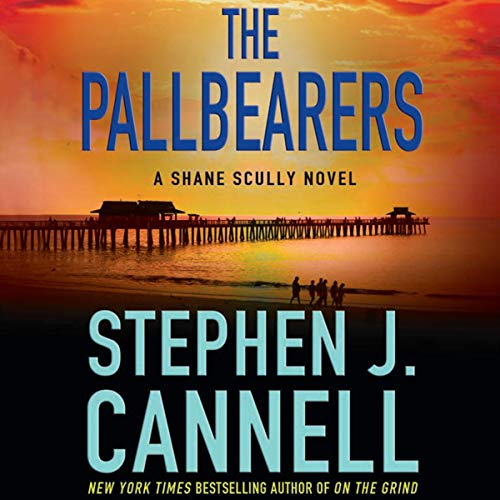 The Pallbearers audiobook cover art