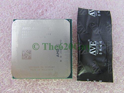 AMD ADX2450CK23GQ Athlon II X2 245 2.90GHz Socket AM2+/AM3 Regor CPU Processor