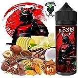 E-Liquid RONIN | 120ML TPD | ElecVap | Sin Nicotina: 0MG | E-Liquido para Cigarrillos Electronicos - E Liquidos para Vaper 70/30