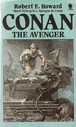 Conan 10 the Avenger (Sphere science fiction) 0722147341 Book Cover