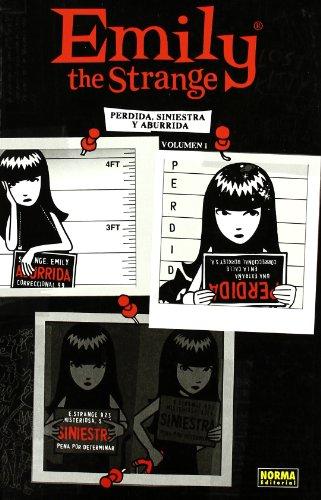 EMILY THE STRANGE: EL CÓMIC VOL. 1. PERDIDA, SINIESTRA Y ABURRIDA (MADE IN HELL)