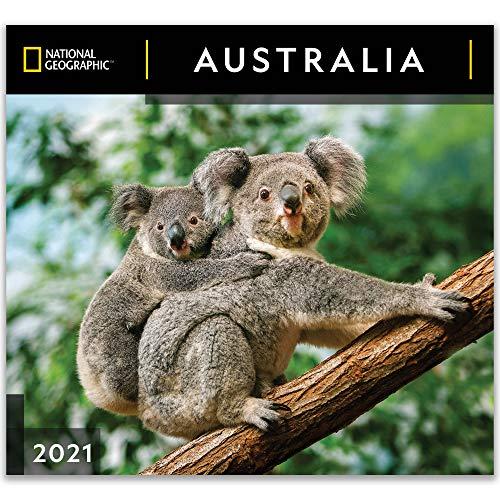 National Geographic Australia 2021 Wall Calendar