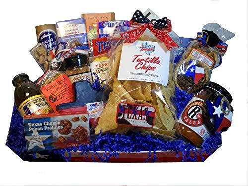 Texas Treats Store Premium Gift Basket