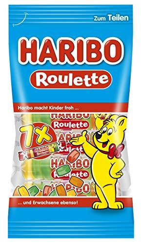 Haribo Roulette Caramelos de Goma - 175 gr