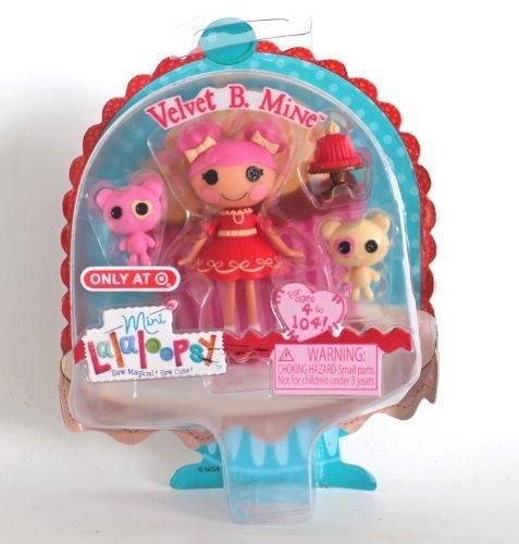 Mini Lalaloopsy - Velvet B. Mine by Lalaloopsy