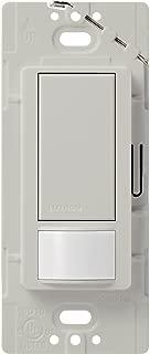 Lutron Maestro Motion Sensor switch, no neutral required, 600 Watts Single-Pole/Multi Location, MS-OPS5M-PD, Palladium