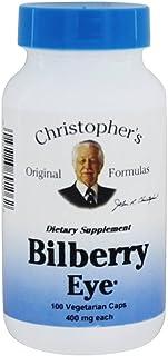 Bilberry Eye Formula 100 CAP