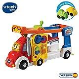 VTech- Super Tráiler TutTut Bólidos Camión Portacoches Interactivo...