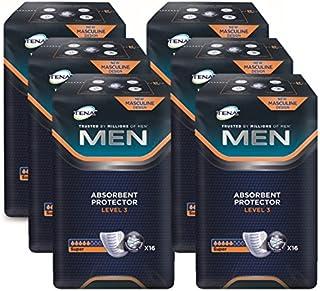 Tena–Men Level 3–Cartón–96Pañales