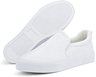 Slip On Shoes for Womens Fashion Sneakers Casual Shoes Comfortable Flats Walking