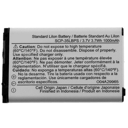 New SCP-35LBPS BELTRON Replacement Battery for Sanyo Mirro SCP-3810 (Boost Mobile & Sprint)