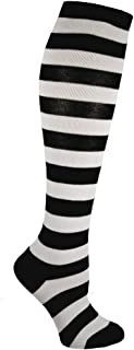 RSG Hosiery Knee High Socks For Teens & Women Solids/Patterns (Assorted Colors)