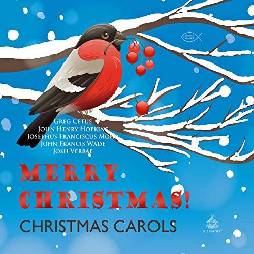 Merry Christmas! Christmas Carols audiobook cover art