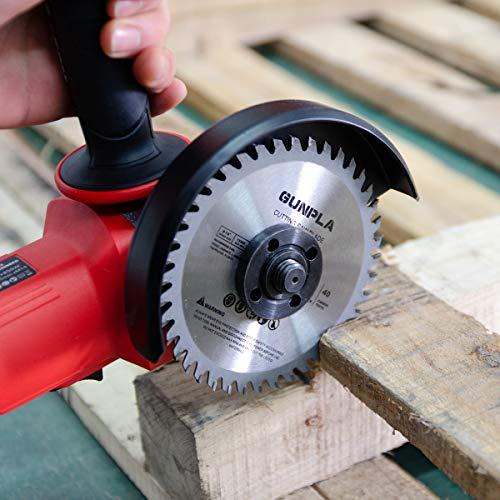 Wood Cutting Angle Grinder Blade