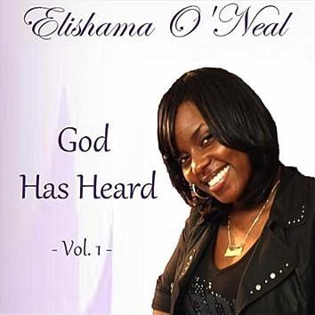 God Has Heard Volume 1