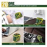 Immagine 2 popoman livella laser verde con