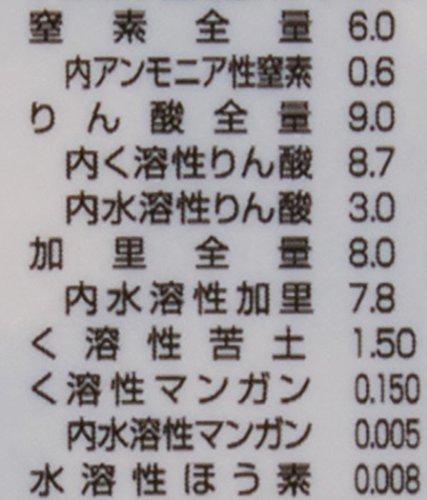 ハイポネックスジャパン プロミック クリスマスローズ用 150g