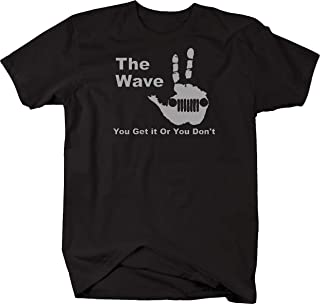 Stealth - The Wave - You Get it Or You Don't T Shirt - 3XL