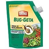 Ortho 474510 Bug-Geta Snail & Slug Killer2, 2 Lb, Brown/A