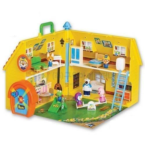 new Korean Toy Samjin International Pororo House by Samjin