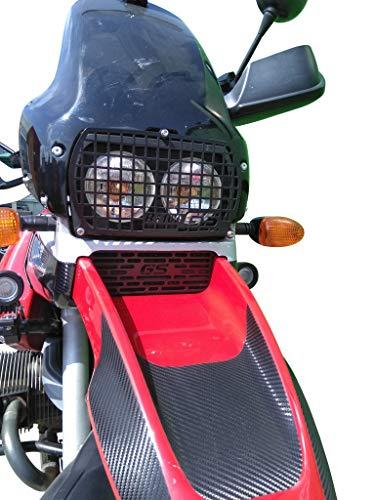 Bay4Global RK-R1100GS Parrilla protectora para radiador para BMW R1100GS motocicleta