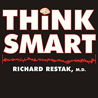Think Smart audiobook cover art
