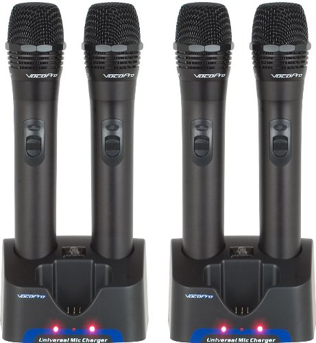 Price comparison product image VOCOPRO UHR 5805 Wireless Microphone System