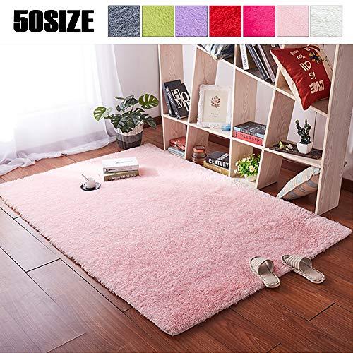 Teppich Kids Collection 100x140cm, Matte Farbecht Pflegeleicht fürWohnzimmerEsszimmerGästezimmer Blau