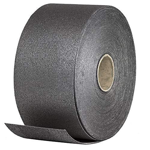 VSM UK20 grafiet-vloerbedekking / grafiet-glijweefsel | 110 mm | lengte: naar keuze