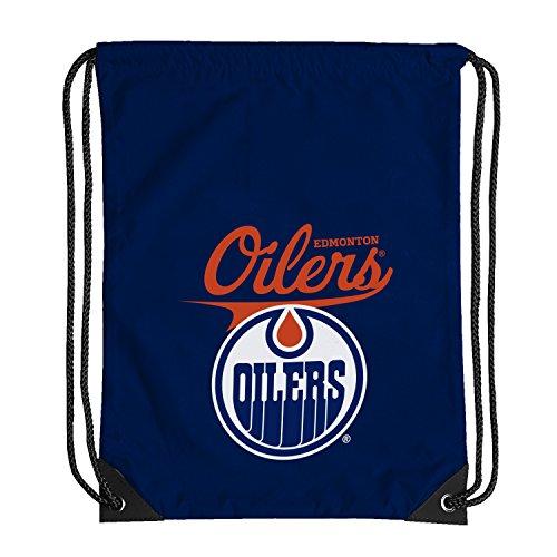 The Northwest Company Mochila con licencia oficial de la NHL Team Spirit, multicolor, color azul marino, tamaño 18' x 13.5'